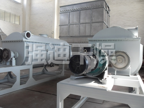 Dry modified starch production line