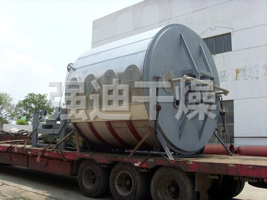 PLG disc type continuous dryer