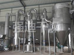 A special flash dryer for yeast feed additive
