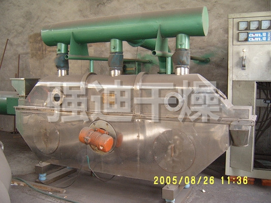 ZLG series vibrating fluidized bed dryer