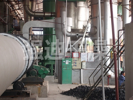 HZG series rotary drum dryer